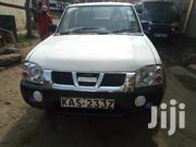 Nissan DoubleCab 2004 White | Cars for sale in Nairobi, Kahawa West