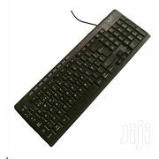 Computer Keyboard Wired Keyboard Black | Musical Instruments for sale in Nairobi, Nairobi Central