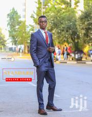 Navy Blue 3 Piece Designer Suit | Clothing for sale in Nairobi, Nairobi Central
