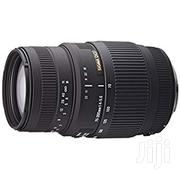 Sigma 70-300mm for Canon | Cameras, Video Cameras & Accessories for sale in Nairobi, Nairobi Central