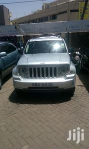 Jeep Cherokee 2009 Sport 2.8 CRD Automatic Silver | Cars for sale in Nairobi, Kilimani