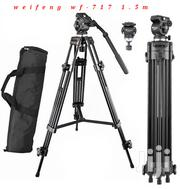 Weifeng WF-717 1.5m Professional Video Tripod | Cameras, Video Cameras & Accessories for sale in Nairobi, Nairobi Central