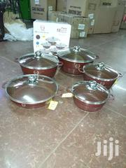 Coffee Granite Coated Cookware Set | Kitchen & Dining for sale in Nairobi, Nairobi Central