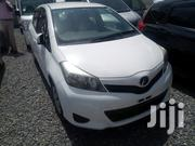 Toyota Vitz 2012 White | Cars for sale in Mombasa, Mkomani