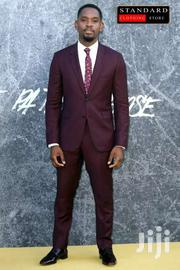 Burgundy Slim Fit Suits | Clothing for sale in Nairobi, Nairobi Central