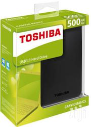 500gb Toshiba Ext Hdd   Computer Hardware for sale in Nairobi, Nairobi Central