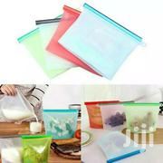 4pcs Silicone Storage Bags 1ltrs | Home Appliances for sale in Nairobi, Parklands/Highridge