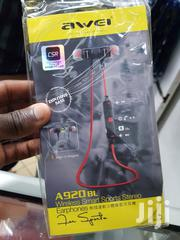 Awei A920BL Sports Bluetooth Earbuds | Audio & Music Equipment for sale in Nairobi, Landimawe
