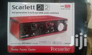 Focusrite Scarlett 2i2 | Musical Instruments for sale in Nairobi, Nairobi Central