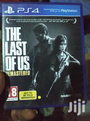 The Last Of Us Remastered Ps4 | Video Games for sale in Kakamega, East Kabras