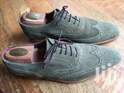 Markowski Green Suede Oxford Shoes Size 43 / 9 UK | Shoes for sale in Nairobi, Kilimani