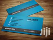 Business Cards Printinng | Manufacturing Services for sale in Nairobi, Nairobi Central
