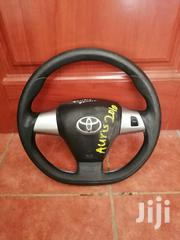 Toyota Auris Steering Wheel With Airbag 2010 | Vehicle Parts & Accessories for sale in Nairobi, Imara Daima