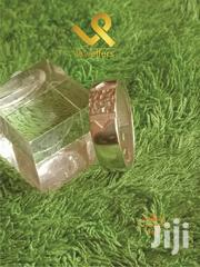 Genuine Silver Wedding Band Ring With Square Top Inprint | Jewelry for sale in Nairobi, Nairobi Central