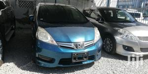 Honda Fit 2013 Blue