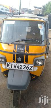 Tuktuk Yellow In Colour 2012 | Motorcycles & Scooters for sale in Kisumu, Kolwa East