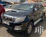 Toyota Hilux 2008 2.5 D 4D Double Cab Black | Cars for sale in Murang'a, Township G
