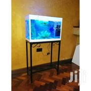 Aquarium With Metal Stand | Pet's Accessories for sale in Nairobi, Pangani