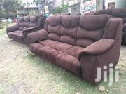 Comfortable Modern Recliner 5 Seater Sofa | Furniture for sale in Nairobi, Ngara