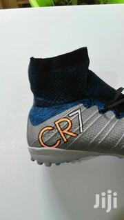 Special Edition CR7 NIKE Mercurial Football Trainers Astro Turf Boots | Shoes for sale in Nairobi, Nairobi Central