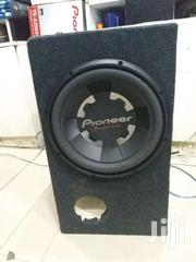 Pioneer 1400 Watts Single Coil Woofer  Deep Bass In Well Built Cabinet   Vehicle Parts & Accessories for sale in Nairobi, Nairobi Central