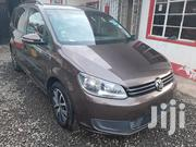 Volkswagen Touran 2012 1.4 TSI Brown | Cars for sale in Nairobi, Makina