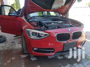 BMW 120i 2012 Red | Cars for sale in Mombasa, Shimanzi/Ganjoni