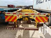 Clean Skeleton Supersingo Trailer Very Light Does 33 Tons @Weighbridge | Trucks & Trailers for sale in Mombasa, Changamwe