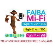Faiba 4g Mifi Router | Computer Accessories  for sale in Nairobi, Nairobi Central