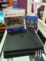 Ps4 500gb And Fifa 19 Disk   Video Games for sale in Nairobi, Nairobi Central