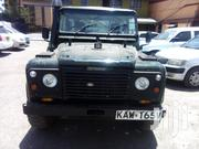 Land Rover 110 2005 Green   Cars for sale in Nairobi, Nairobi West