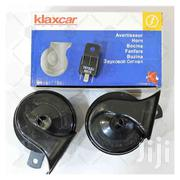Klaxcar France Twin Loud Horn For Toyota Nissan Subaru Mitsubishi | Vehicle Parts & Accessories for sale in Nairobi, Nairobi Central
