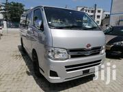 Toyota HiAce 2013 Silver | Buses for sale in Mombasa, Majengo
