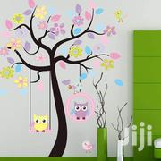 Owl Tree Wall Sticker | Home Accessories for sale in Nairobi, Nairobi Central