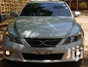 Toyota Mark X 2011 Silver | Cars for sale in Mombasa, Mkomani