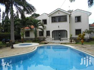 Furnished 4 Bedroom House Own Compound With A Pool And Lovely Garden