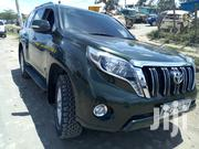 Toyota Land Cruiser Prado 2012 Green | Cars for sale in Nairobi, Nairobi Central