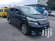 Toyota Alphard 2012 Black | Cars for sale in Mombasa, Shimanzi/Ganjoni