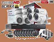 8 Channel DVR CCTV Camera Kits Full Package | Security & Surveillance for sale in Nairobi, Nairobi Central