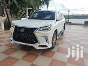 Lexus LX 2018 White | Cars for sale in Mombasa, Tudor