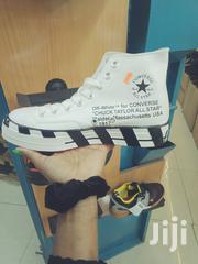 Original Off White Converse | Shoes for sale in Nairobi, Nairobi Central