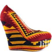 Ladies Shoes - Tribal Print Wedges | Shoes for sale in Nairobi, Embakasi