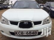 Subaru Impreza 2007 White | Cars for sale in Nairobi, Nairobi Central