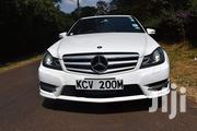 Mercedes-Benz C200 2012 White | Cars for sale in Nairobi, Kilimani