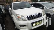 Toyota Land Cruiser Prado 2004 White | Cars for sale in Nairobi, Karen