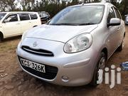 New Nissan March 2011 Silver | Cars for sale in Nairobi, Nairobi Central