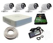 Hikvision 4 Channel CCTV Camera Kit 500gb | Cameras, Video Cameras & Accessories for sale in Nairobi, Nairobi Central