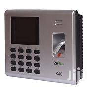 Zkteco K40 Time Attendance Terminal | Safety Equipment for sale in Mombasa, Majengo