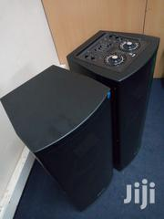 "Powered Speakers Pair, 15"" With Top Control Panel 