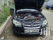 Subaru Legacy 2008 Black | Cars for sale in Nairobi, Kileleshwa